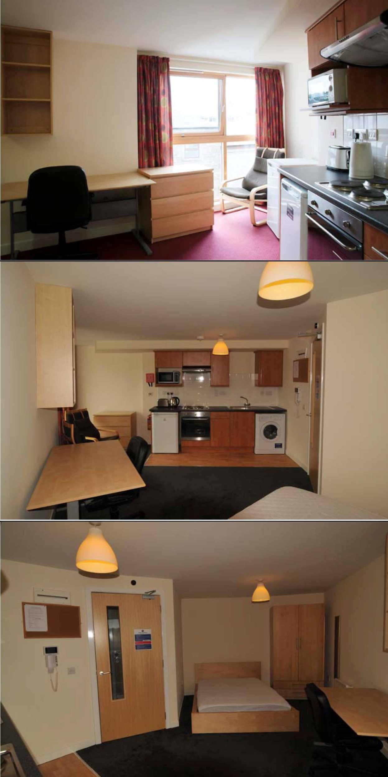 West Campus Studio Apartments